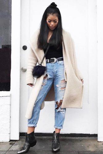 Newest Ideas How To Wear Boyfriend Jeans picture 4