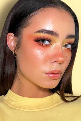 Perfect Eyebrows Shape With Makeup Ideas picture 5