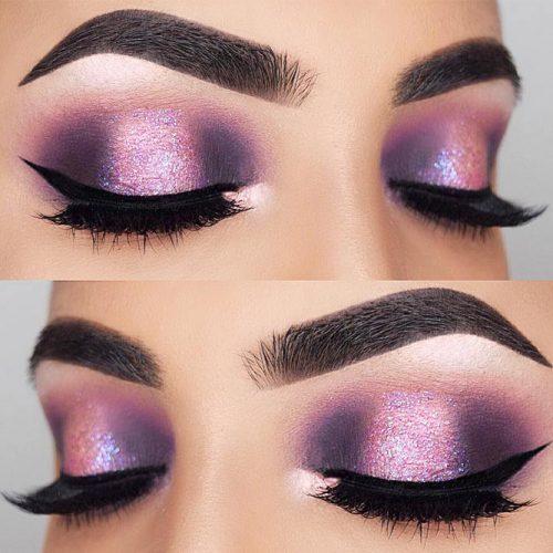Pin up Eyeliner Look