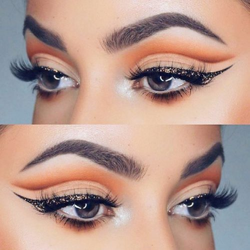 Colorful And Glitter Eyeliner Styles picture 6
