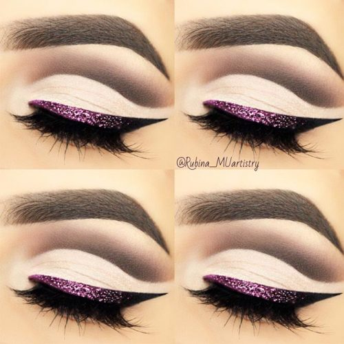 Colorful And Glitter Eyeliner Styles picture 5
