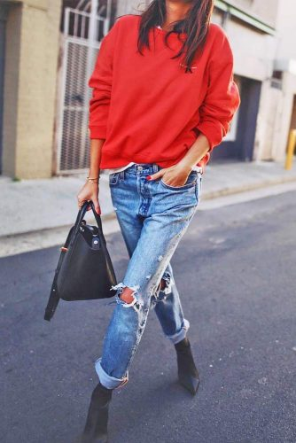 How to Choose Boyfriend Jeans for Women picture 3