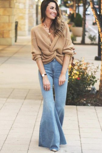 Flare Jeans for Women picture 2