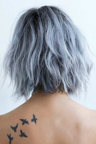 Medium Hair Layered Hairstyles Picture 3