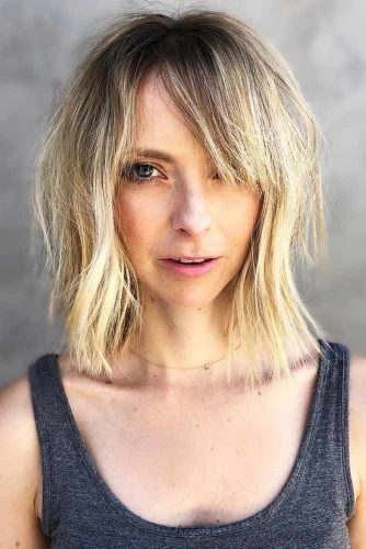 Layered Haircuts for Shoulder Length Hair Picture 6
