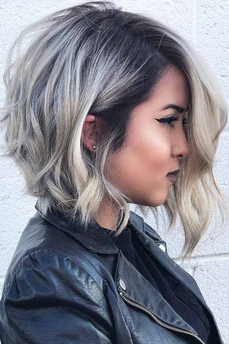 Medium Hair Layered Hairstyles Picture 1