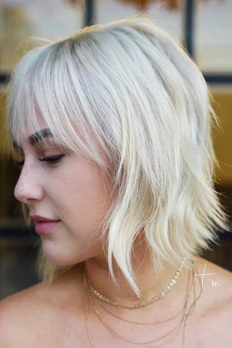 Medium Hair Layered Hairstyles Picture 6