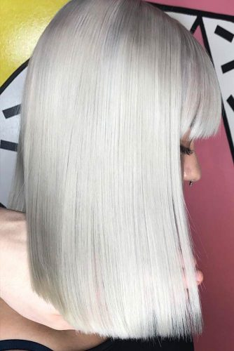 Straight Long Bob Hairstyles Picture 2