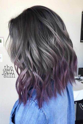 Wavy Long Bob Hair Ideas Picture 1