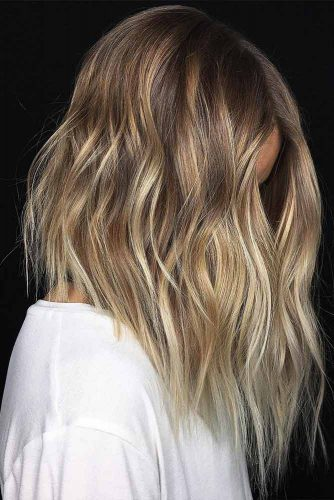Inverted Long bob Haircut Picture 1