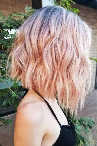 Inverted Long bob Haircut Picture 3