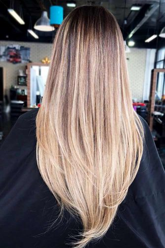 Long Straight Layered Hairstyles Picture 6