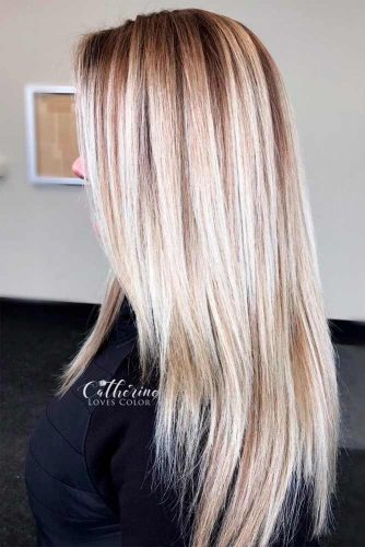 Long Straight Layered Hairstyles Picture 4