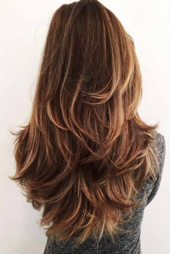 Long Straight Layered Hairstyles Picture 5