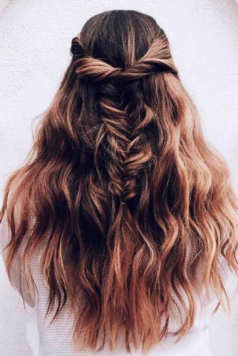 Long Textured Layered Hairstyles Picture 2