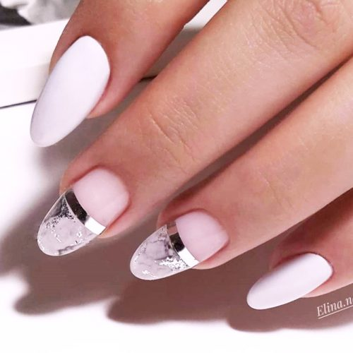 Stunning Oval Shape Long Nails picture 2