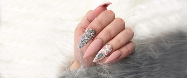 24 Ideas with Long Nails for Different Shapes