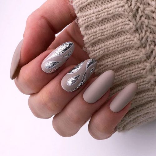 Stunning Oval Shape Long Nails picture 5
