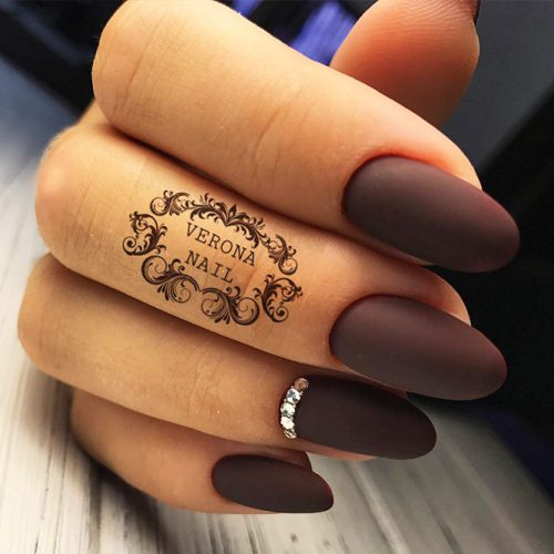 Chocolate Nail Colors Picture 1