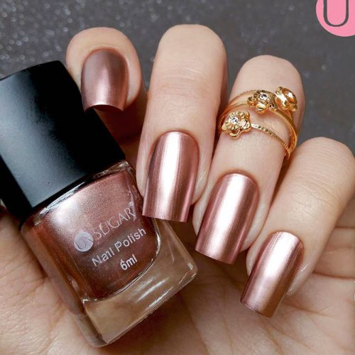 Metallic Nail Colors Picture 3