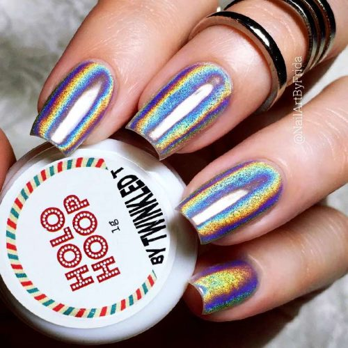 Metallic Nail Colors Picture 6