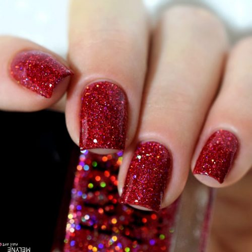 Red Nail Colors for a Trendy Look Picture 6