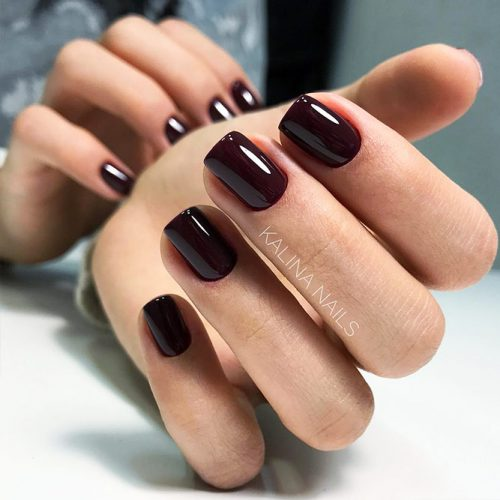 Chocolate Nail Colors Picture 2