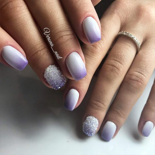 From Light to Dark Colors Ombre Design Picture 1