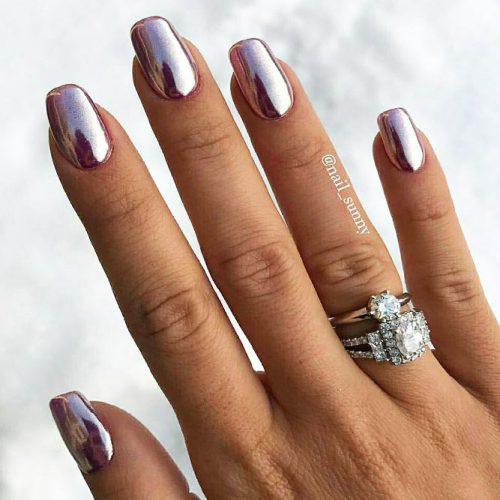 Metallic Nail Colors Picture 5