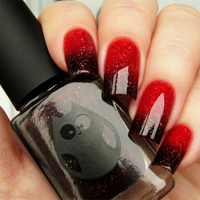 Hot Red Nail Designs for Unforgettable Look Picture 4