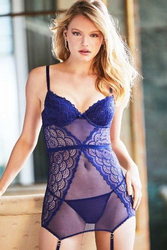 Sexy Lingerie Designs for Triangular Body Type picture 1