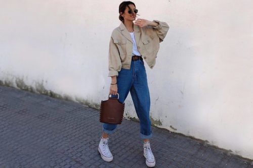 Ideas How to Make Boyfriend Jeans Be your Best Bet