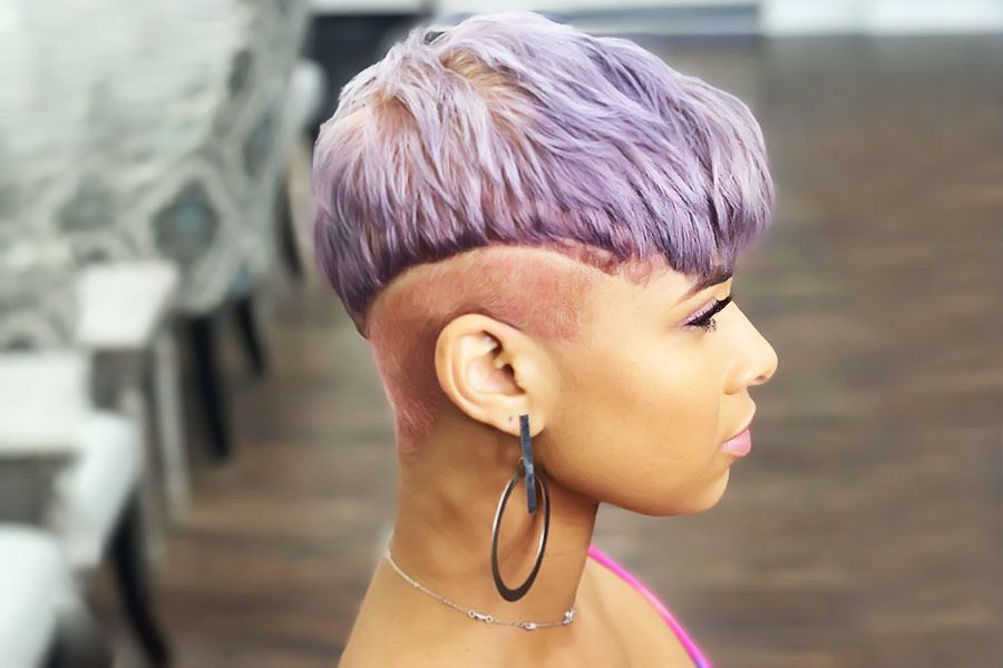 Awesome Ideas with an Undercut for Daring Women
