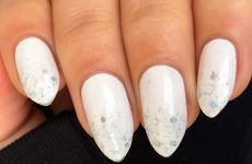 Fabulous White Nails Designs Worth Stealing