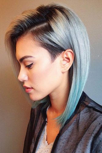 Undercut Hairstyles for All Hair Length Picture 5