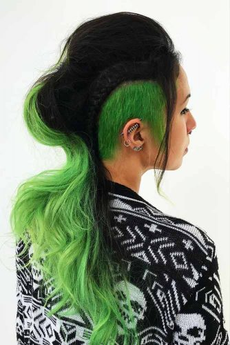 Side Undercut Ideas for Unusual Look Picture 1