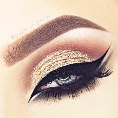 Eyeliner Style for Small Eyes picture 3