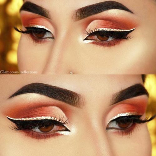 Night Winged Eyeliner Makeup Ideas picture 1