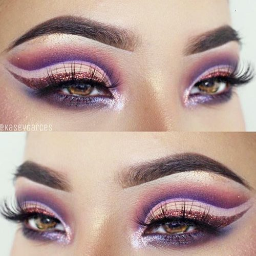 Night Winged Eyeliner Makeup Ideas picture 3