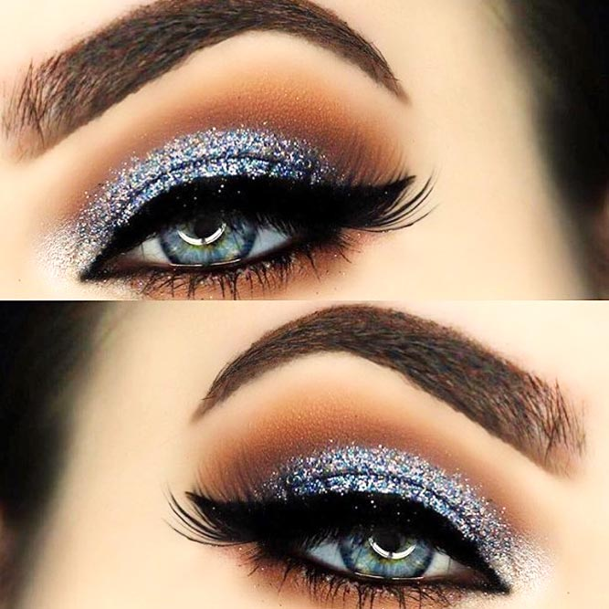 Night Winged Eyeliner Makeup Ideas picture 2