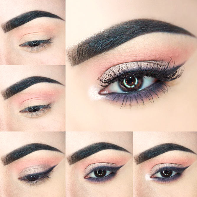 Winged Eyeliner for Hooded Eyes picture 2