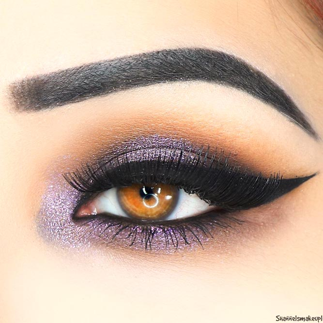 Creative Eye Makeup with Eyeline picture 3