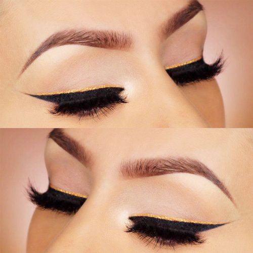 Lovely Makeup Ideas For Any Eye Color picture 2