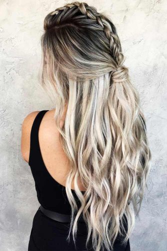Beautiful Hairstyles With Balayage Picture 3