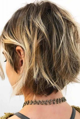 Balayage Hair Highlighting for Short Hair Picture 5