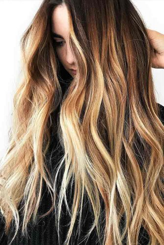 Balayage Ideas for Long Hair Picture 1