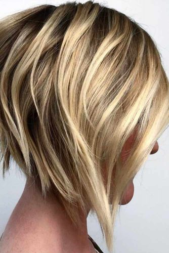 Balayage Hair Highlighting for Short Hair Picture 1