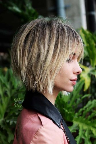 Balayage Hair Highlighting for Short Hair Picture 6