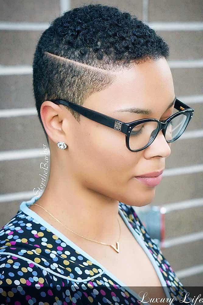 Very Short Hair Fade Haircut Picture 1