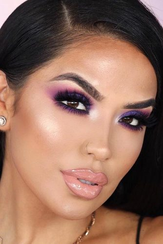 Perfect Makeup Ideas With Lip Gloss picture 5